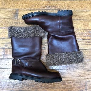 TIMBERLAND Sherpa Waterproof Boots Made In Canada